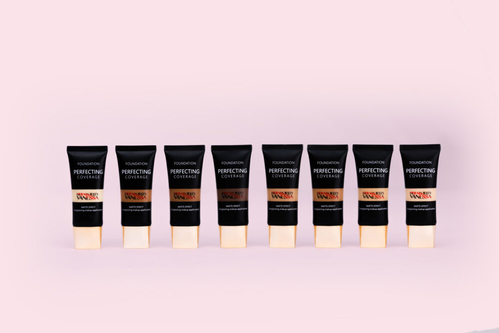 Dark Chocolate Foundation