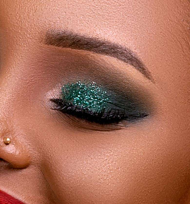 Her Majesty Vanessa Eye Makeup